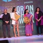 Neha Dhupia Sizzles at Orion Fashion Week Grand Finale