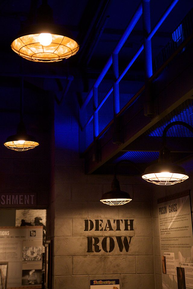 National_Museum_of_Crime_and_Punishment_-_Death_Row_(3408600898)