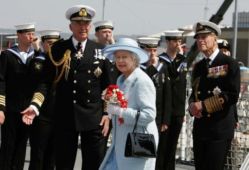 Trafalgar 200 - International Fleet Review - Portsmouth