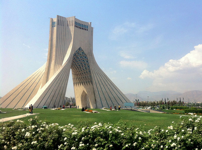 Azadi_Tower_-_Tehran_City